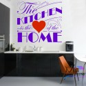 Always and forever wall sticker art large decor quote bedroom