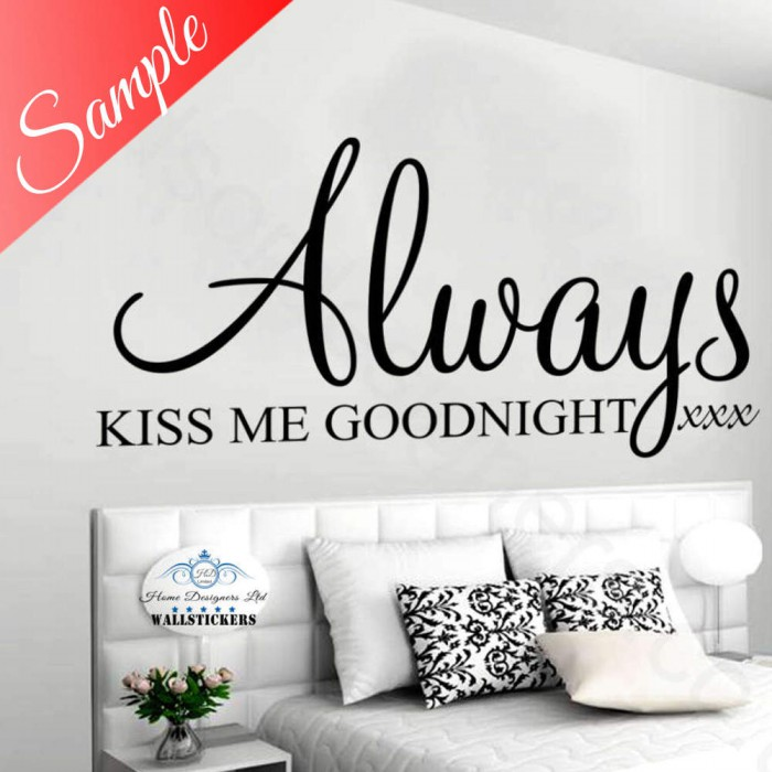 ... Design Your Own Wall Art Quote Text Name Sticker Words ... Part 91