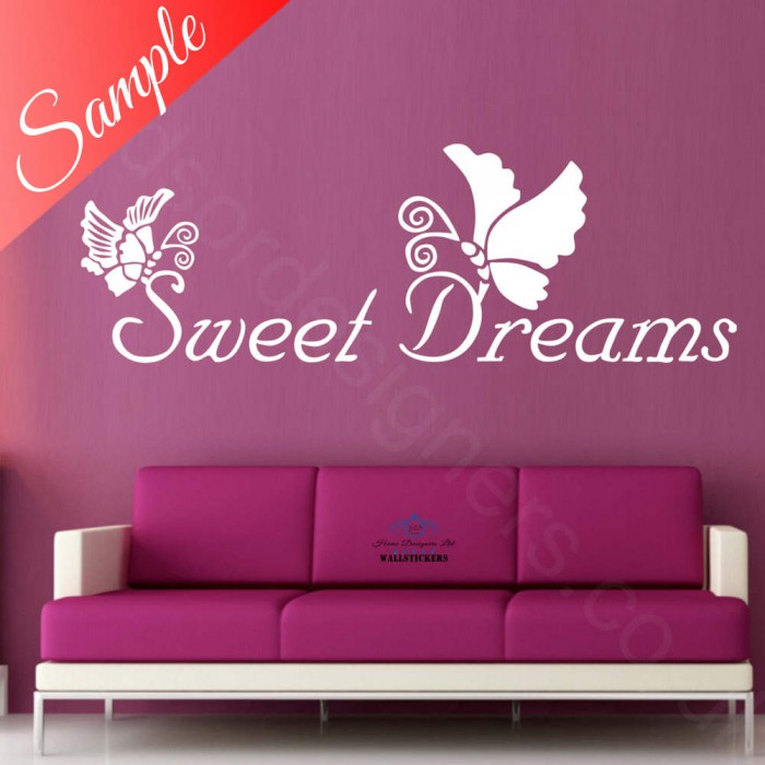 ... Design Your Own Wall Art Quote Text Name Sticker Words ... Part 74