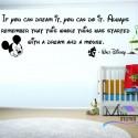 Disney Castle Vinyl Wall Decal Sticker girl mural
