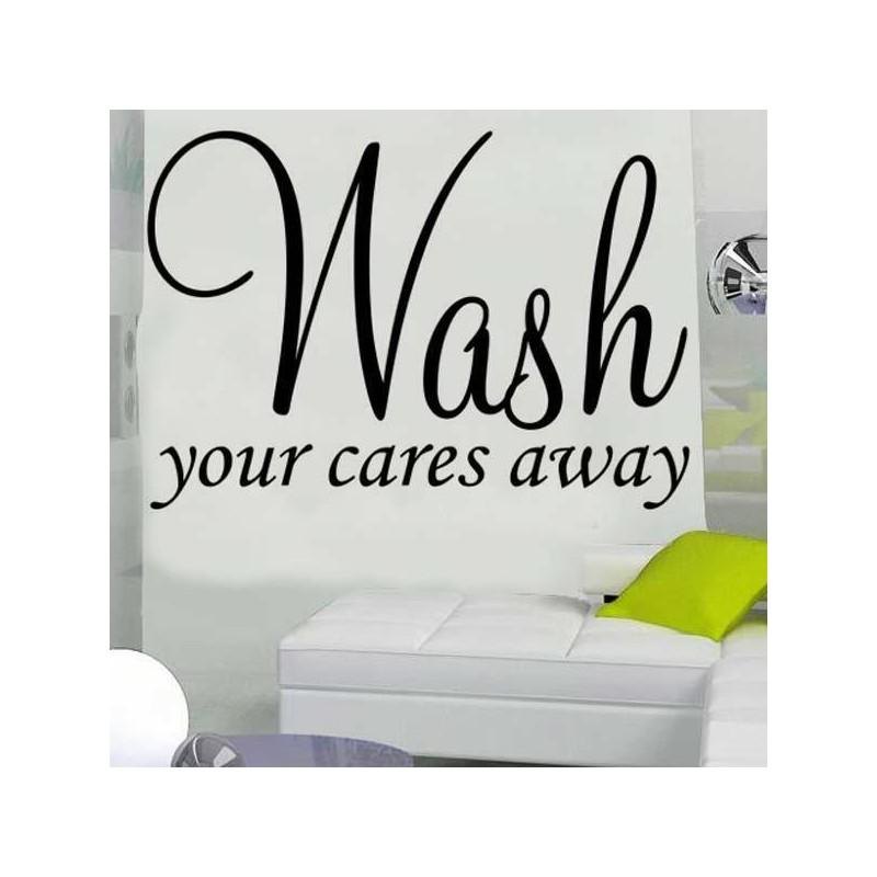 Welcome Friends wall art sticker quote kitchen decor