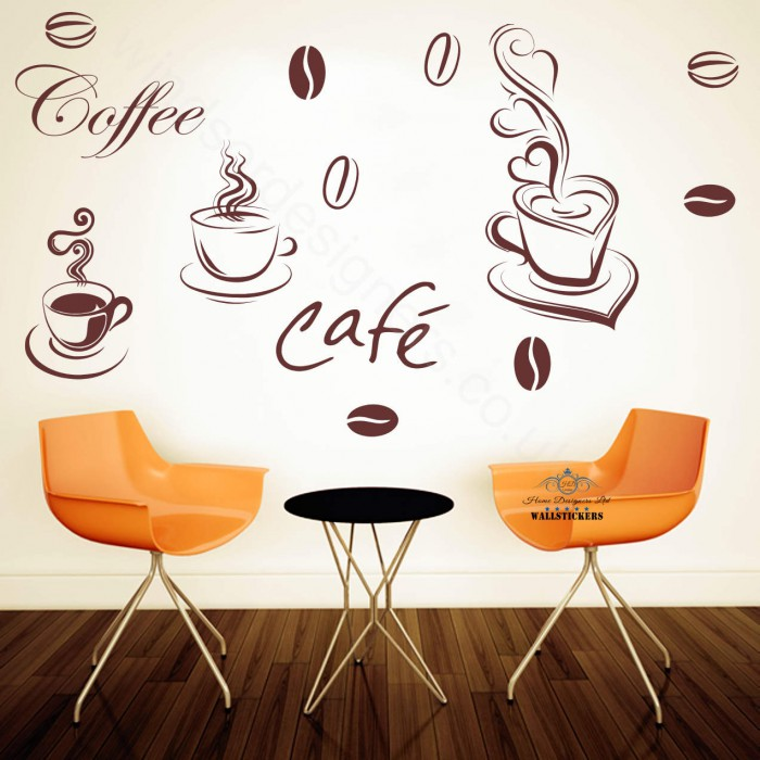 kitchen wall art stickers photo albums