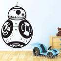 STAR WARS - BB8 Droid Robot Vinyl Wall Art Sticker Bedroom Kids Boys Room Decal