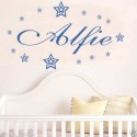 """The Love of a Family is Life's Greatest Blessing"" Wall Sticker, Transfer, Looks like pained! AD201"