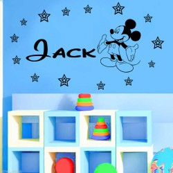 Personalised Mickey Mouse...