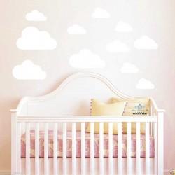 Clouds Children Rom set of 10