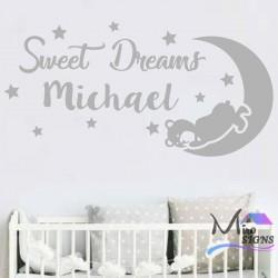 Sweet Dreams Personalised...