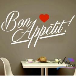 Bon Appetitt Wall Sticker...