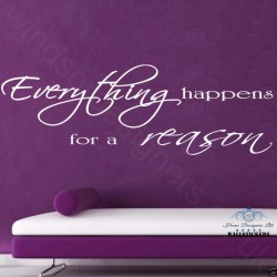 Everything Happens For a...