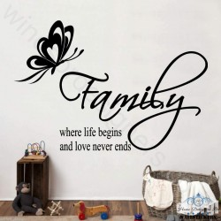 Family where life begins...