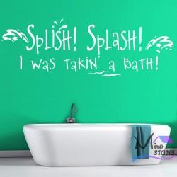 Splish Splash Bathroom...
